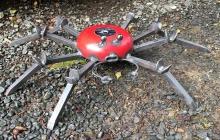 Five Alarm Crab